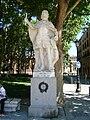 Estatua de Ordoño I en la Plaza de Oriente.JPG