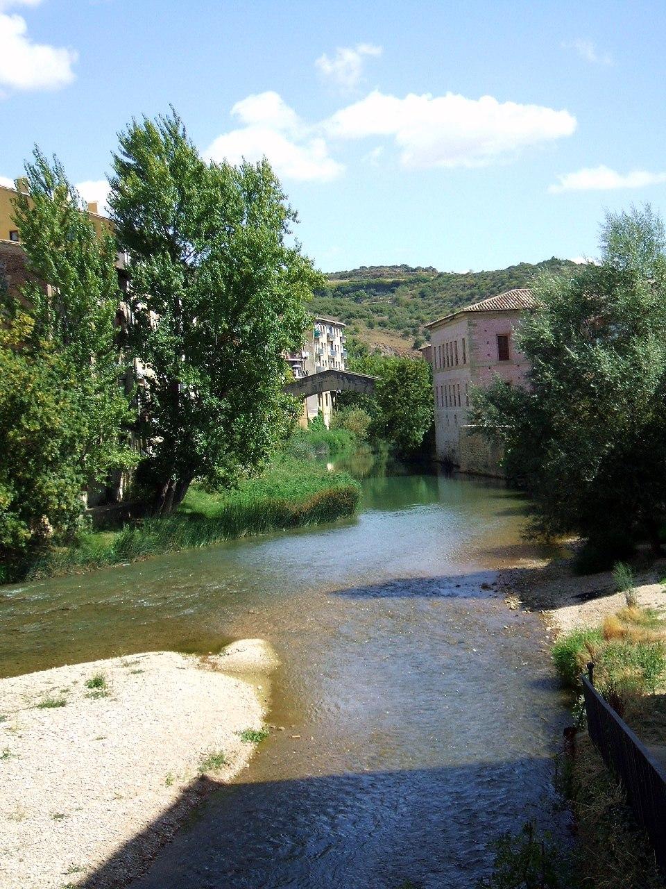 Estella - rio Ega 1