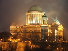 Esztergom Basilica, the mother church of the Hungarian Catholic Church