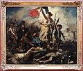 Eugène delacroix, il 28 luglio, la libertà guida il popolo, 1830, 01.jpg