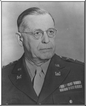 Eugene Reybold - Lieutenant General Eugene Reybold