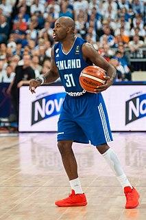 Jamar Wilson American-Finnish basketball player