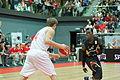 EuroBasket Qualifier Austria vs Germany, 13 August 2014 - 004.JPG