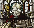 Evesham All Saints' church, window detail (38433347651).jpg