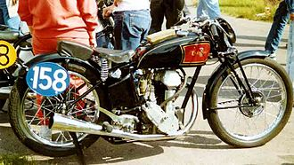 Excelsior Motor Company - Excelsior Manxman 350 cc OHC 1935