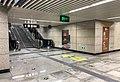 Exit B interface of Haojiafu Station (20190103133804).jpg