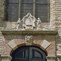 Exterieur OOSTGEVEL, INGANGSPARTIJ, LATEI - Franeker - 20277263 - RCE.jpg
