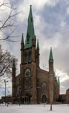 Exterior (main church), Our Lady of the Assumption, Windsor, Ontario.jpg