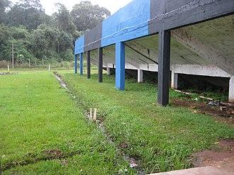 Club Deportivo Sol del Este - Image: Exterior del Estadio Sol del Este en 2017