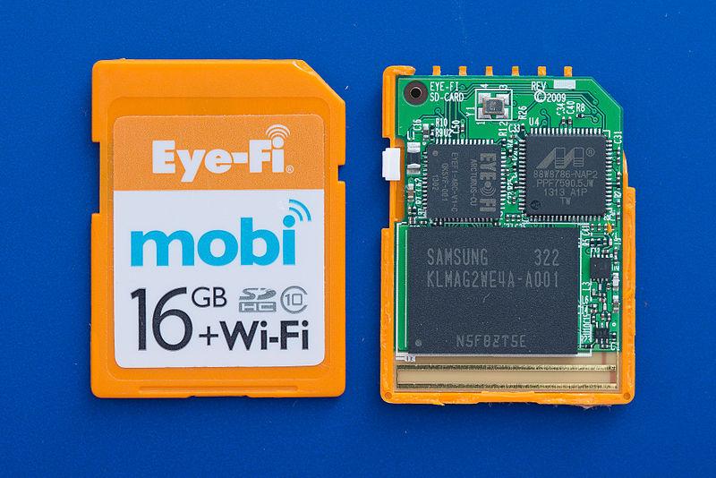 Mobi EyeFi SD Card