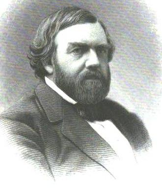 Ezekiel A. Straw - Ezekiel A. Straw in 1875