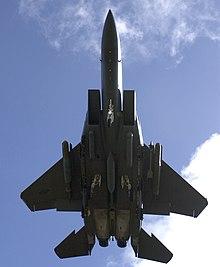 McDonnell Douglas F-15E Strike Eagle — Wikipédia