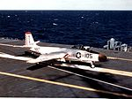 F2H-3 of VF-41 on USS Bennington (CVA-20) 1956.jpg