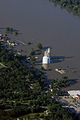FEMA - 36455 - Aerial of farm buildings surrounded by flood water in Missouri.jpg