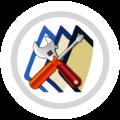FaWikiBook bureaucrat.png
