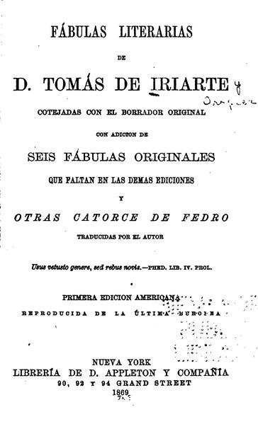File:Fabulas Literarias.djvu