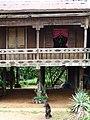 Facade with Dog - Stung Treng - Cambodia (48444463186).jpg