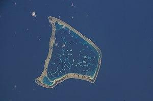 Fakaofo Satellite NASA