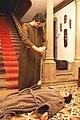 Fala Quem Sabe, episódio A casa assombrada, Filmado na Villa Maria, 6.jpg