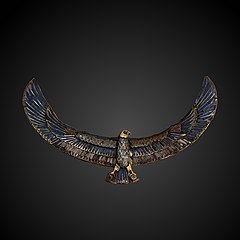 Falcon pectoral-E 2988