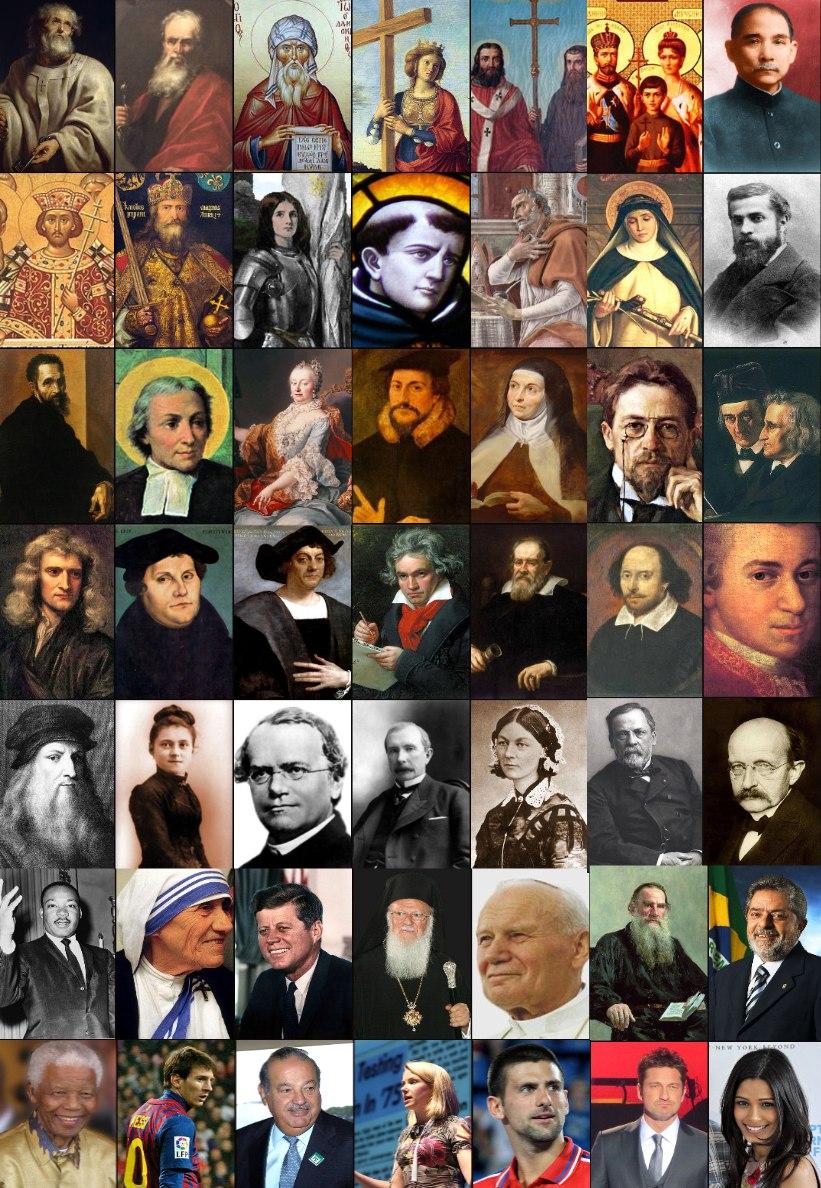 Famous Christians