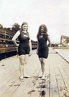 History Of Swimwear Wikipedia