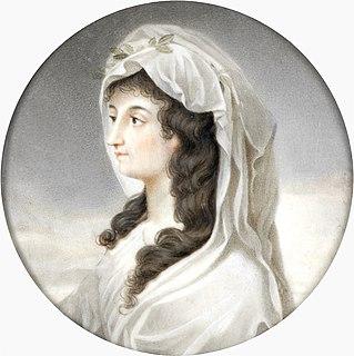 Fanny de Beauharnais French poet and mother of the politician Claude de Beauharnais