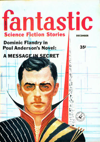 Dominic Flandry - Dominic Flandry, as depicted on the cover of the December 1959 issue of Fantastic by Ed Valigursky.