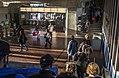 Fare lobby at El Cerrito del Norte station, December 2014.jpg