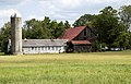 Farm building and storage shed in Rural Connecticut by Don Ramey Logan.jpg