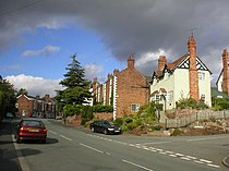 Farndon Village, Cheshire - geograph.org.uk - 239533.jpg