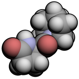 Fasoracetam - Image: Fasoracetam 3d