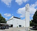 Favoriten (Wien) - Kirche zum heiligen Franz von Sales (Holeyplatz).JPG