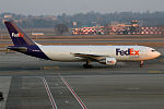 FedEx, N742FD, Airbus A300B4-622R F (24779512135).jpg