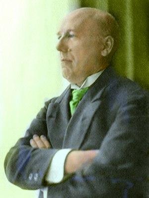 Fyodor Sologub - Sologub in 1913.