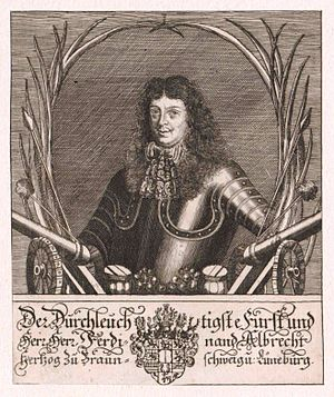 Ferdinand Albert I, Duke of Brunswick-Lüneburg - Ferdinand Albert of Brunswick