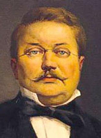 Ferdinand Ritter von Hebra - Ferdinand Ritter von Hebra