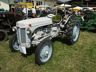 Ferguson TE20 - 1955 Ferguson TEF