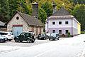 Ferlach Waidisch altes Feuerwehrhaus und Wohnhaus Nummer 13 14102012 142.jpg