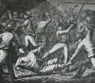1810 in Sweden - Fersen murder