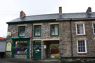 Tal-y-bont, Ceredigion - Image: Fferyllfa Tal y bont