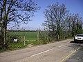 Field next to Lowland Gardens, Romford - geograph.org.uk - 1812487.jpg