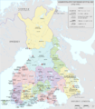 Finland Administrative map 1942 1944.png
