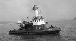 Fireboats of Vancouver - Image: Fire Boat No. 2