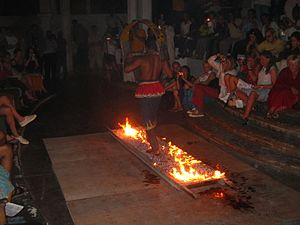 Firewalking - Firewalking in Sri Lanka