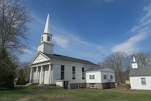 Andover, Connecticut - First Congregational Church
