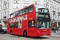 First London bus DN33509 (LK08 FMA) 2008 Alexander Dennis Enviro400 integral, route 23, 10 June 2011.jpg