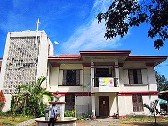 Tayum, Abra - Image: First SVD Regional House in Tayum