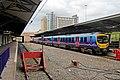 First TransPennine Class 185, 185116, Manchester Airport railway station (geograph 4020195).jpg