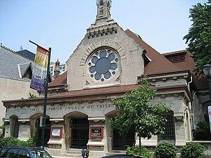 First Unitarian Church of Philadelphia - Image: First Unitarian Church of Philadelphia
